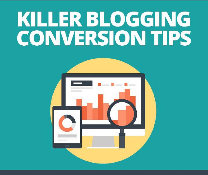 blogging conversion tips