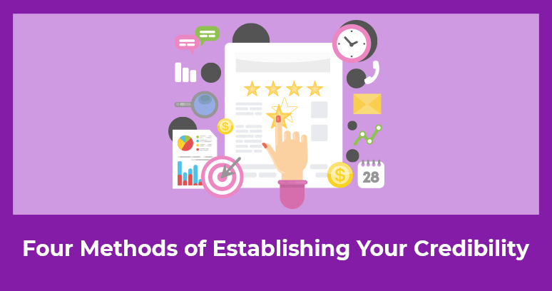 Four Methods To Change Your Credibility
